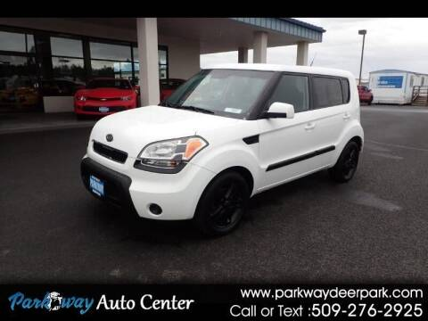 2011 Kia Soul for sale at PARKWAY AUTO CENTER AND RV in Deer Park WA