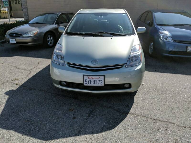 2007 Toyota Prius for sale at Auto City in Redwood City CA