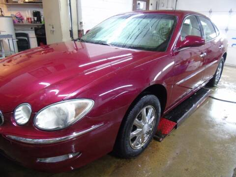2006 Buick LaCrosse for sale at C&C AUTO SALES INC in Charles City IA