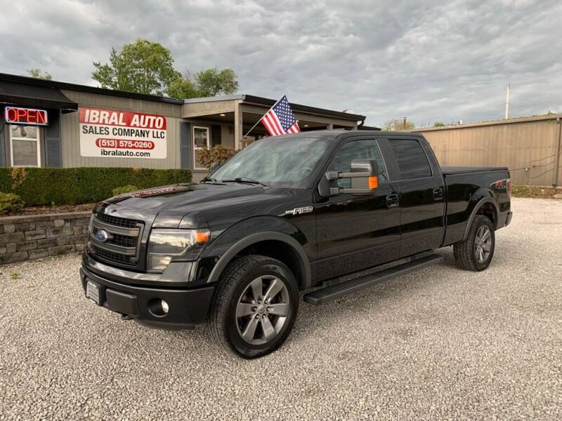 2014 Ford F-150 for sale at Ibral Auto in Milford OH