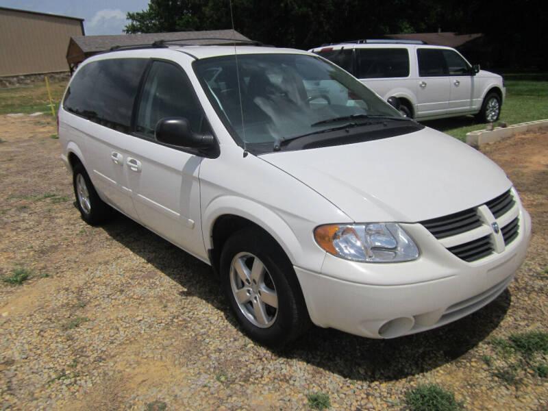 2006 Dodge Grand Caravan for sale at Geaux Texas Auto & Truck Sales in Tyler TX