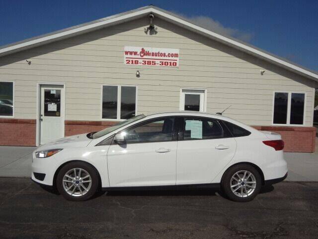 2016 Ford Focus for sale at GIBB'S 10 SALES LLC in New York Mills MN