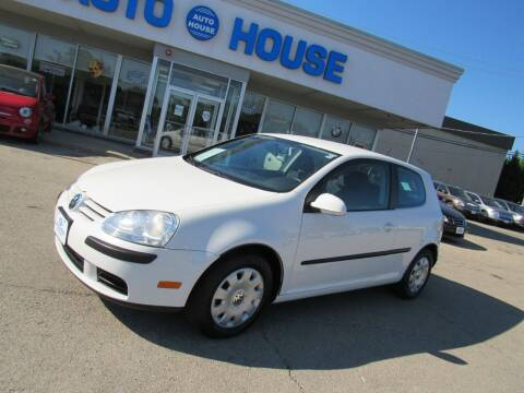 2007 Volkswagen Rabbit for sale at Auto House Motors in Downers Grove IL