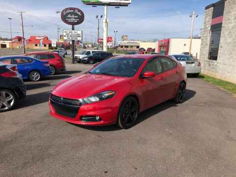 2014 Dodge Dart for sale at DILLON LAKE MOTORS LLC in Zanesville OH
