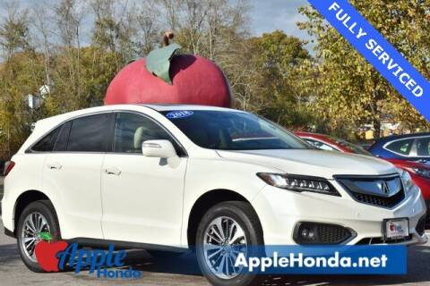 2018 Acura RDX for sale at APPLE HONDA in Riverhead NY