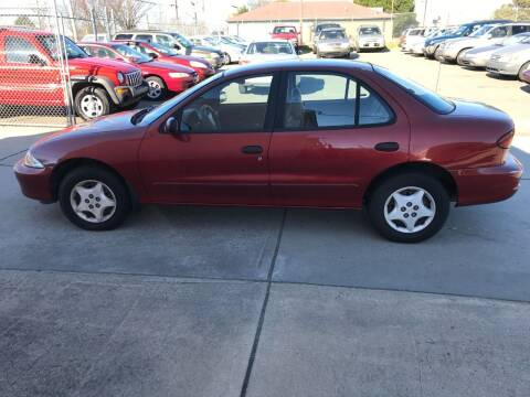 2000 Chevrolet Cavalier for sale at Mike's Auto Sales of Charlotte in Charlotte NC