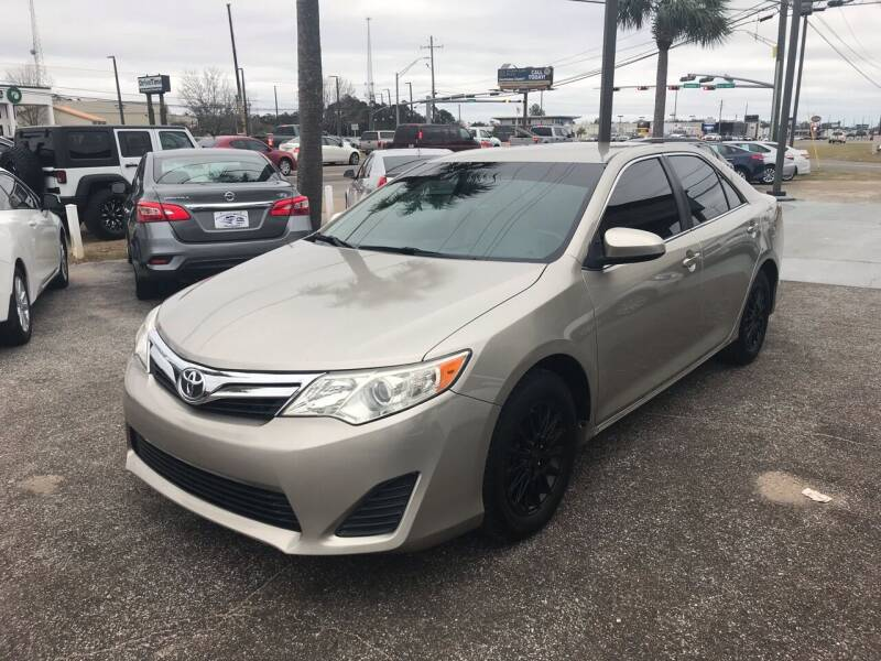 2014 Toyota Camry for sale at Advance Auto Wholesale in Pensacola FL