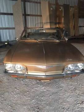 1965 Chevrolet Corvair for sale at Classic Car Deals in Cadillac MI