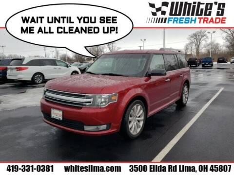 2016 Ford Flex for sale at White's Honda Toyota of Lima in Lima OH