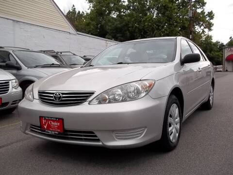 2006 Toyota Camry for sale at 1st Choice Auto Sales in Fairfax VA