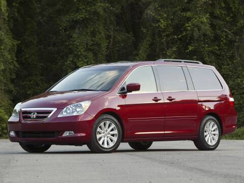 2005 Honda Odyssey for sale at Sam Leman Toyota Bloomington in Bloomington IL