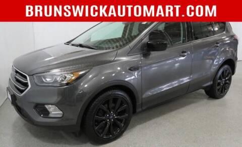 2017 Ford Escape for sale at Brunswick Auto Mart in Brunswick OH