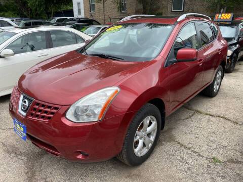 2008 Nissan Rogue for sale at 5 Stars Auto Service and Sales in Chicago IL