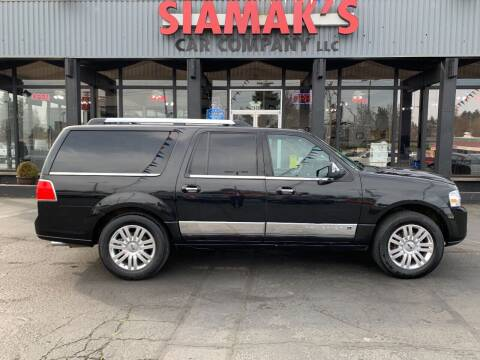 2014 Lincoln Navigator L for sale at Siamak's Car Company llc in Salem OR