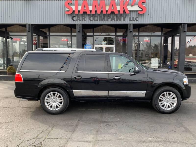 2014 Lincoln Navigator L for sale at Siamak's Car Company llc in Salem OR