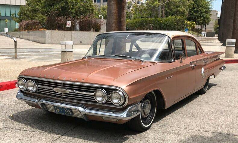 1960 Chevrolet Biscayne for sale in Glendale, CA