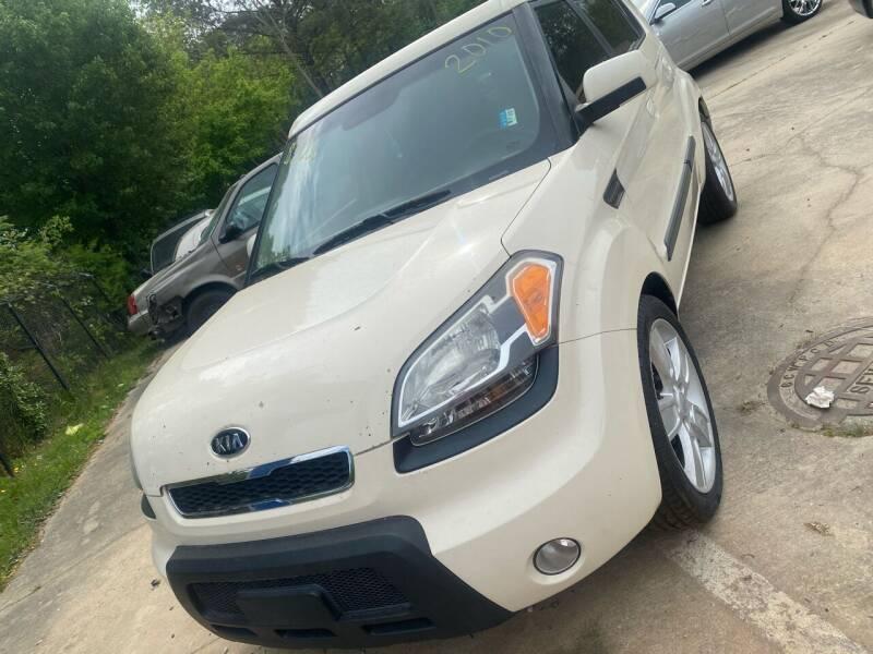 2010 Kia Soul for sale at Copeland's Auto Sales in Union City GA