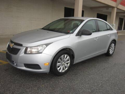 2011 Chevrolet Cruze for sale at PRIME AUTOS OF HAGERSTOWN in Hagerstown MD