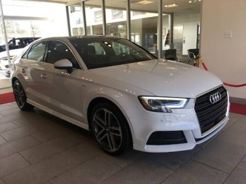 2019 Audi A3 for sale at Adams Auto Group Inc. in Charlotte NC