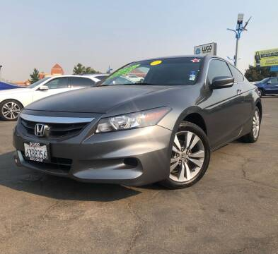 2012 Honda Accord for sale at LUGO AUTO GROUP in Sacramento CA