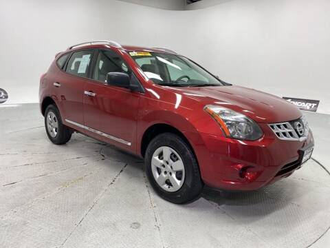 2015 Nissan Rogue Select for sale at Cj king of car loans/JJ's Best Auto Sales in Troy MI