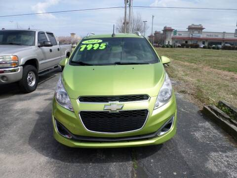 2013 Chevrolet Spark for sale at Credit Cars of NWA in Bentonville AR