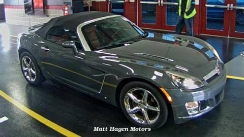 2008 Saturn SKY for sale at Matt Hagen Motors in Newport NC
