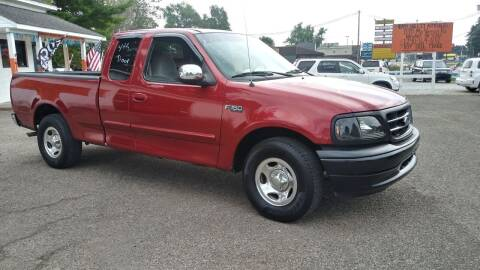 1999 Ford F-150 for sale at Easy Does It Auto Sales in Newark OH