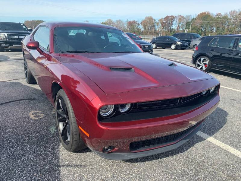 2018 Dodge Challenger for sale at Drive Now Motors in Sumter SC