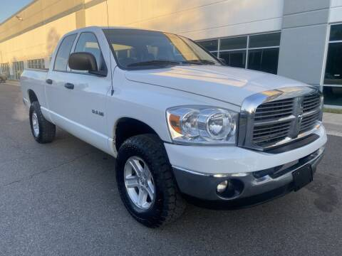 2008 Dodge Ram Pickup 1500 for sale at PM Auto Group LLC in Chantilly VA