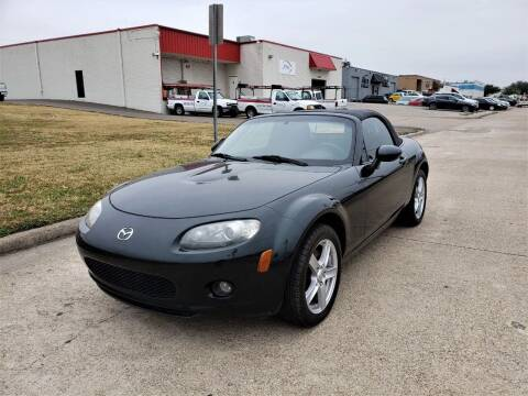 2008 Mazda MX-5 Miata for sale at Image Auto Sales in Dallas TX