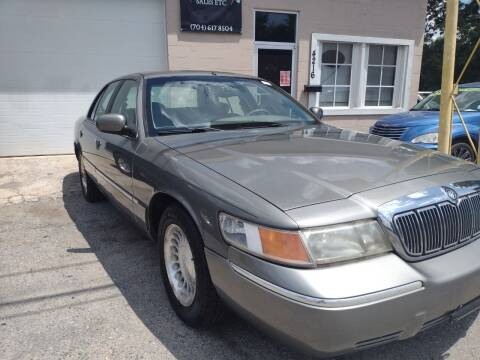 2002 Mercury Grand Marquis for sale at Sparks Auto Sales Etc in Alexis NC