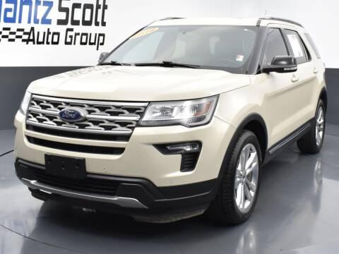 2018 Ford Explorer for sale at Chantz Scott Kia in Kingsport TN