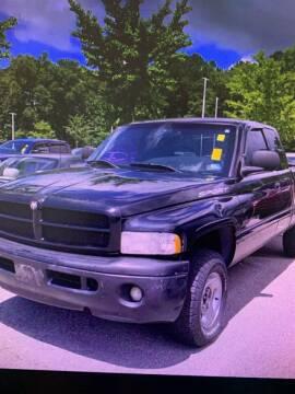 2001 Dodge Ram Pickup 1500 for sale at Delong Motors in Fredericksburg VA