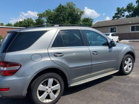 2010 Mercedes-Benz M-Class for sale at Primary Motors Inc in Commack NY