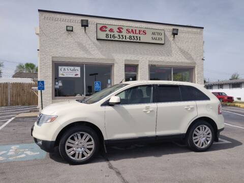 2008 Ford Edge for sale at C & S SALES in Belton MO