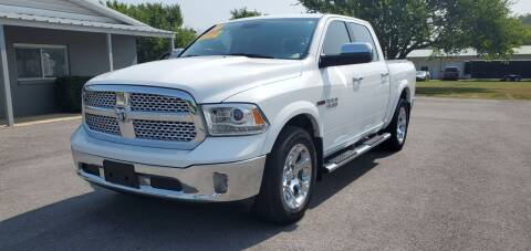 2016 RAM Ram Pickup 1500 for sale at Jacks Auto Sales in Mountain Home AR