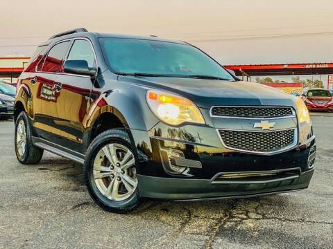 2013 Chevrolet Equinox for sale at MAGNA CUM LAUDE AUTO COMPANY in Lubbock TX