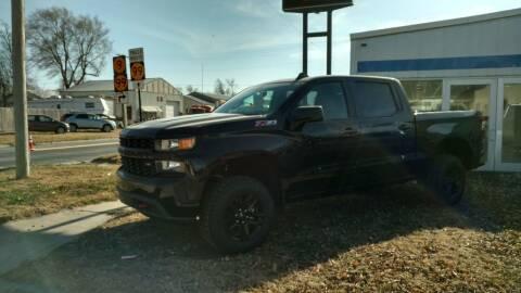2021 Chevrolet Silverado 1500 for sale at Lee Chevrolet in Frankfort KS