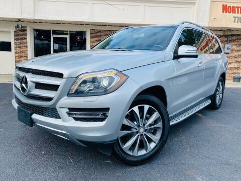 2014 Mercedes-Benz GL-Class for sale at North Georgia Auto Brokers in Snellville GA