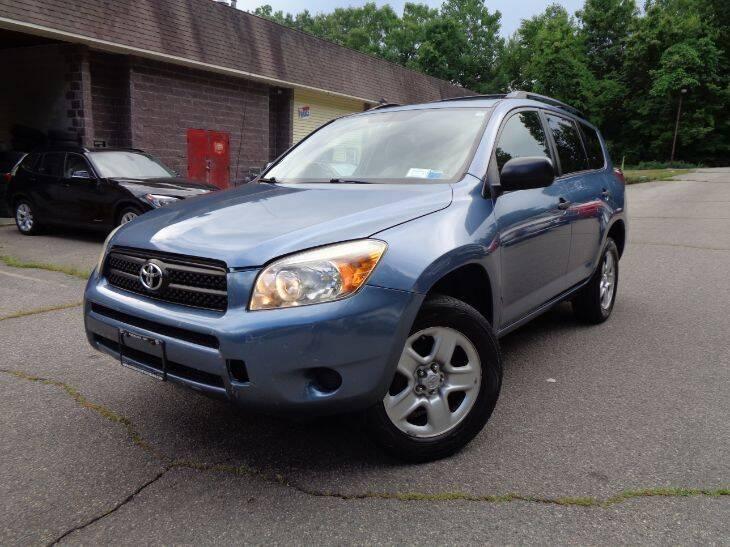 2008 Toyota RAV4 for sale at Skyline Motors in Ringwood NJ
