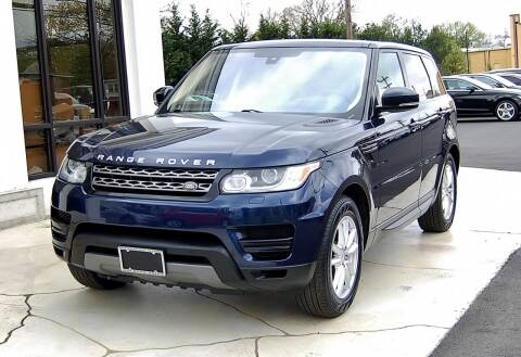 2015 Land Rover Range Rover Sport for sale at Avi Auto Sales Inc in Magnolia NJ
