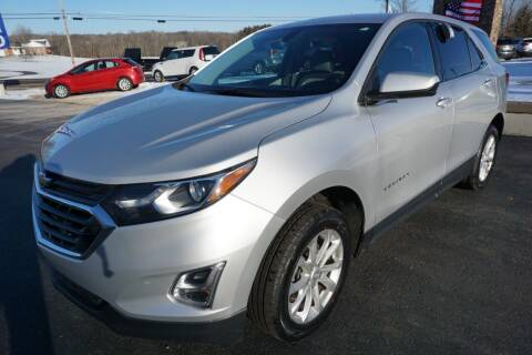 2019 Chevrolet Equinox for sale at MyEzAutoBroker.com in Mount Vernon OH