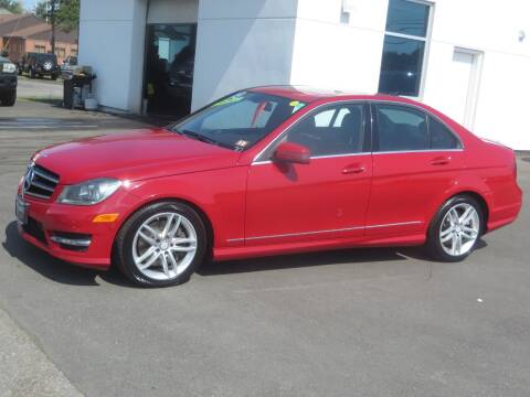 2014 Mercedes-Benz C-Class for sale at Price Auto Sales 2 in Concord NH