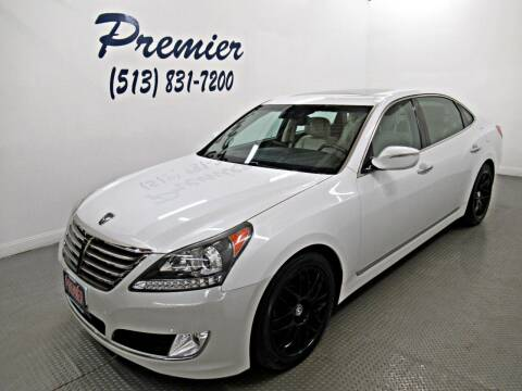 2014 Hyundai Equus for sale at Premier Automotive Group in Milford OH