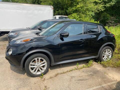 2015 Nissan JUKE for sale at Smart Chevrolet in Madison NC