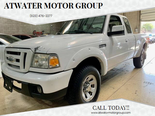 2006 Ford Ranger for sale at Atwater Motor Group in Phoenix AZ