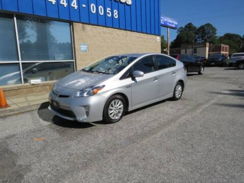 2014 Toyota Prius Plug-in Hybrid for sale at Southern Auto Solutions - 1st Choice Autos in Marietta GA