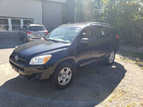 2012 Toyota RAV4 for sale at Topham Automotive Inc. in Middleboro MA