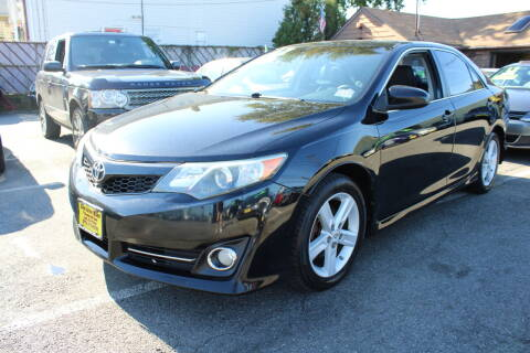 2012 Toyota Camry for sale at Lodi Auto Mart in Lodi NJ
